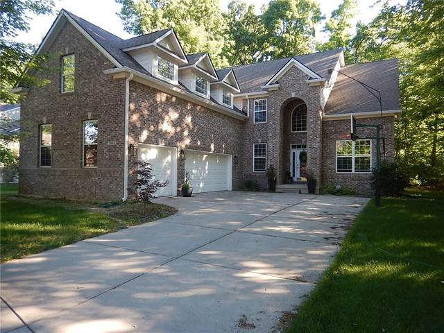 7694 Jessica Lane, Avon, IN 46123 (MLS #21792370) :: Mike Price Realty Team - RE/MAX Centerstone