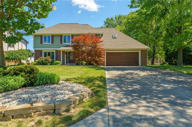 250 Sioux Circle, Noblesville, IN 46062 (MLS #21792380) :: The Indy Property Source