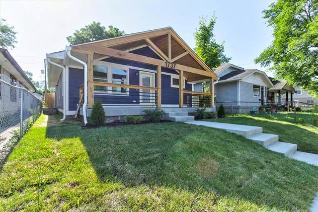 1737 Thaddeus Street, Indianapolis, IN 46203 (MLS #21792388) :: AR/haus Group Realty
