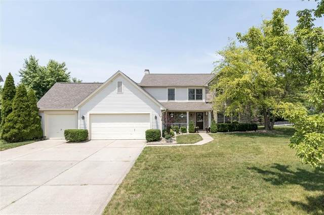 6284 Chadworth Court, Indianapolis, IN 46236 (MLS #21792393) :: Ferris Property Group