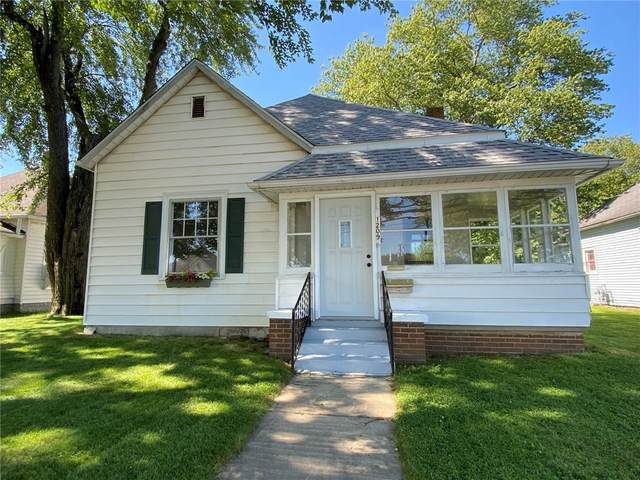 1209 W National Avenue, Brazil, IN 47834 (MLS #21792394) :: The ORR Home Selling Team