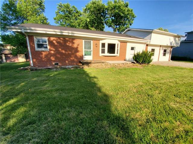 3651 N Banta Road, Bargersville, IN 46106 (MLS #21792414) :: The ORR Home Selling Team