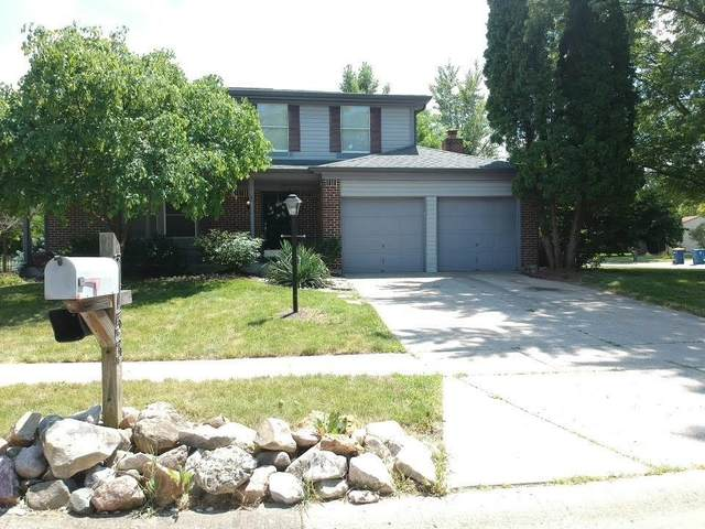7753 N Chatham Court, Indianapolis, IN 46256 (MLS #21792418) :: The ORR Home Selling Team