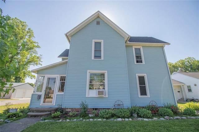 804 S Center Street, Flora, IN 46929 (MLS #21792422) :: Ferris Property Group