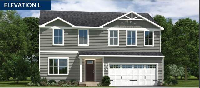 9852 Oakmont East Drive, Pendleton, IN 46064 (MLS #21793426) :: The Indy Property Source