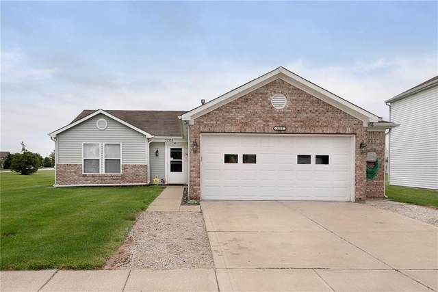 3205 Cork Bend Drive, Indianapolis, IN 46239 (MLS #21793427) :: Mike Price Realty Team - RE/MAX Centerstone