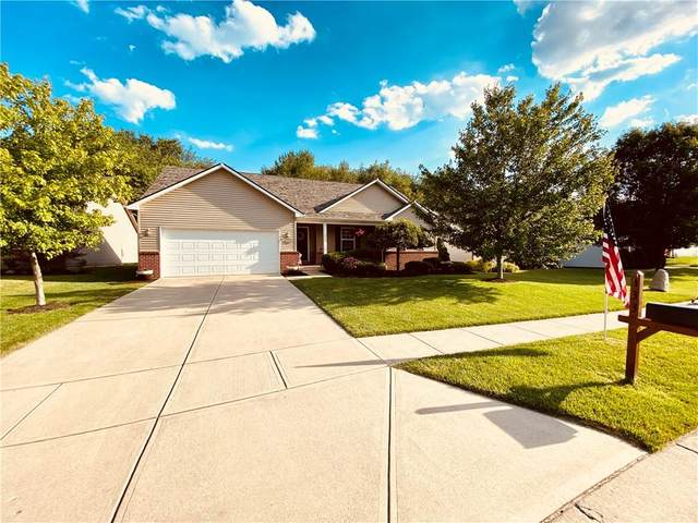 333 Tamarack Court, Pendleton, IN 46064 (MLS #21793429) :: Mike Price Realty Team - RE/MAX Centerstone
