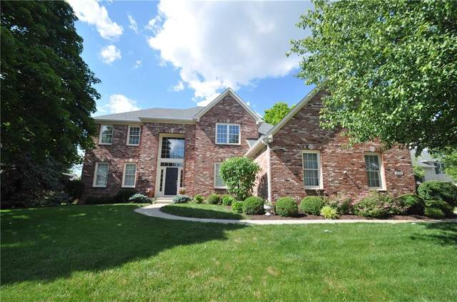 9944 Southwind Circle, Indianapolis, IN 46256 (MLS #21793432) :: Dean Wagner Realtors