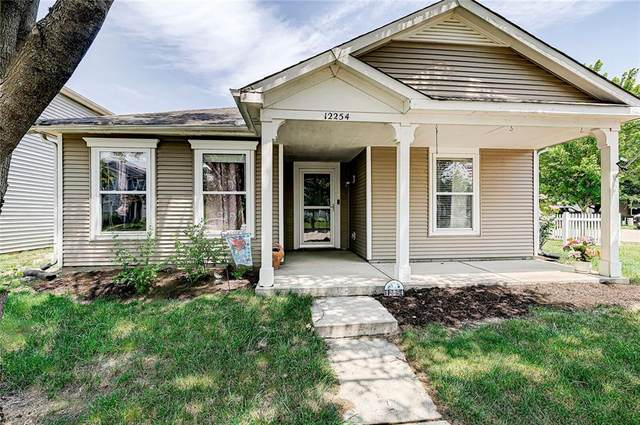 12254 Maize Drive, Noblesville, IN 46060 (MLS #21793445) :: Ferris Property Group