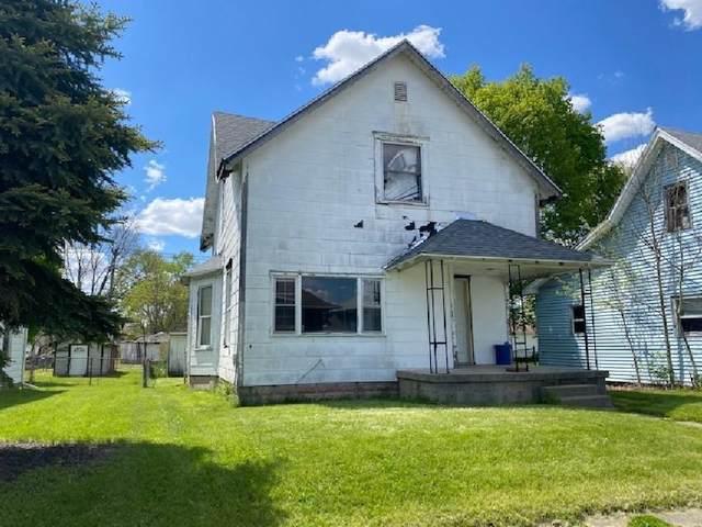 1211 S 17th Street, New Castle, IN 47362 (MLS #21793453) :: Dean Wagner Realtors