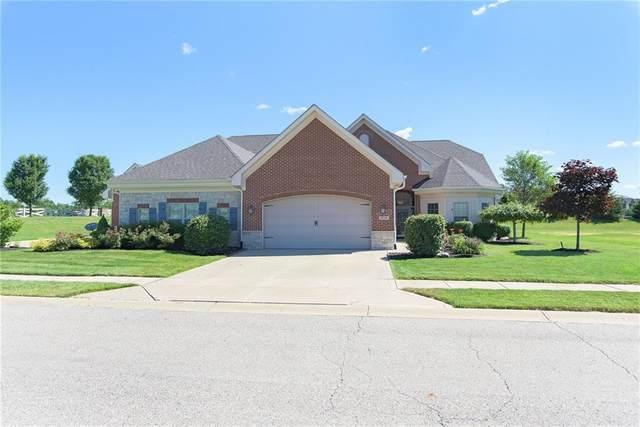 6702 Fox Club Lane, Brownsburg, IN 46112 (MLS #21793461) :: Heard Real Estate Team | eXp Realty, LLC