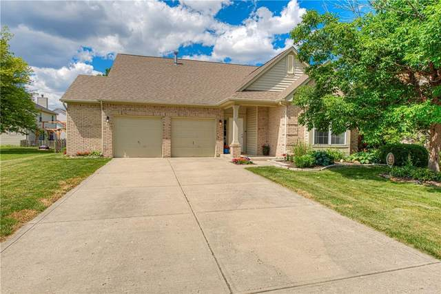 7971 Cobblesprings Drive, Avon, IN 46123 (MLS #21793474) :: AR/haus Group Realty