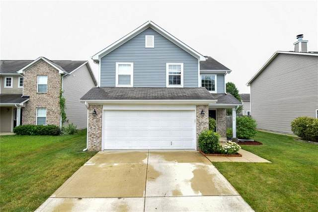 11519 Pegasus Drive, Noblesville, IN 46060 (MLS #21793491) :: Quorum Realty Group