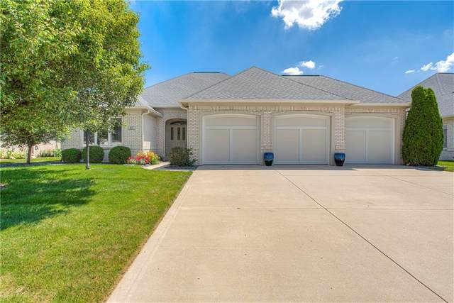 1225 Midnight Pass, Plainfield, IN 46168 (MLS #21793516) :: Anthony Robinson & AMR Real Estate Group LLC