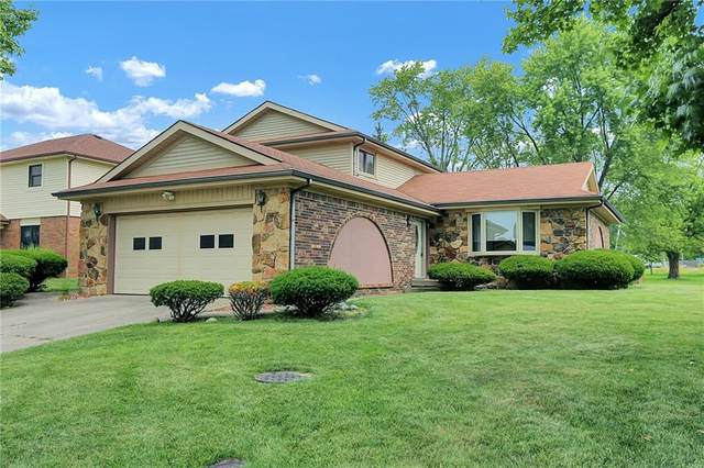 5110 Copper Lane, Indianapolis, IN 46237 (MLS #21793517) :: Mike Price Realty Team - RE/MAX Centerstone