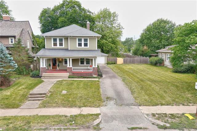 6272 Central Avenue, Indianapolis, IN 46220 (MLS #21793533) :: AR/haus Group Realty