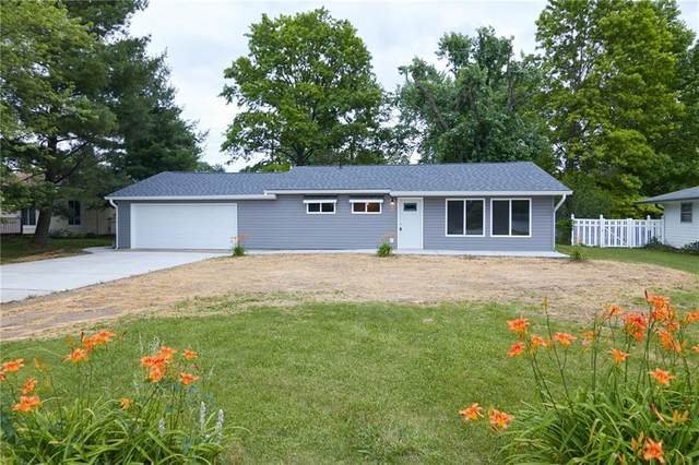 455 Howard Road, Greenwood, IN 46142 (MLS #21793548) :: Mike Price Realty Team - RE/MAX Centerstone