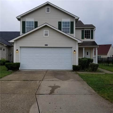 3618 Fieldmint Court, Indianapolis, IN 46235 (MLS #21793556) :: Ferris Property Group