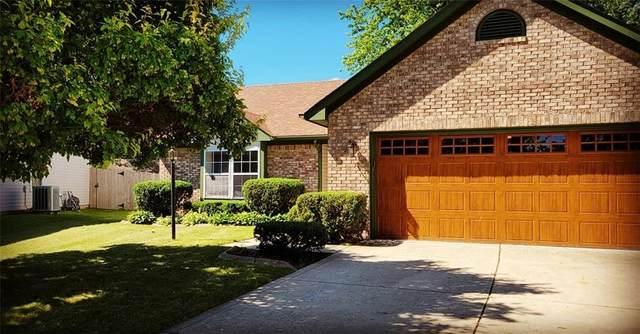 14601 Meadowcreek Drive, Carmel, IN 46033 (MLS #21793561) :: Ferris Property Group