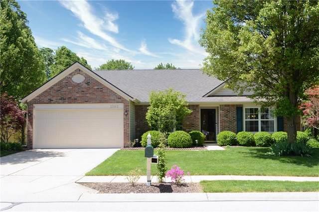 1392 Bearsden Drive, Avon, IN 46123 (MLS #21793566) :: AR/haus Group Realty
