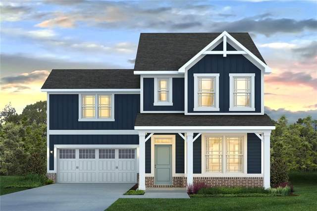 111 Thomas Point Drive, Fortville, IN 46040 (MLS #21793570) :: The Indy Property Source