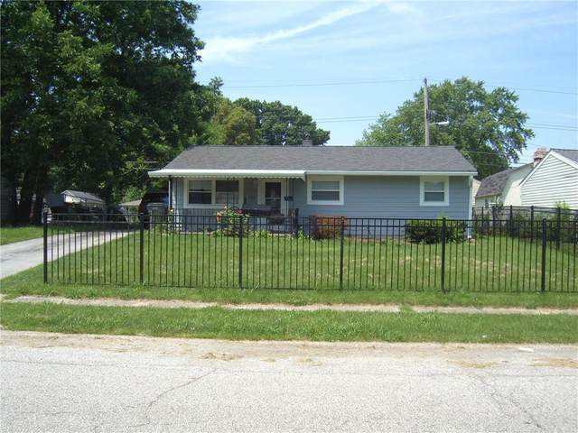 2926 S Walcott Street, Indianapolis, IN 46203 (MLS #21793578) :: The Evelo Team