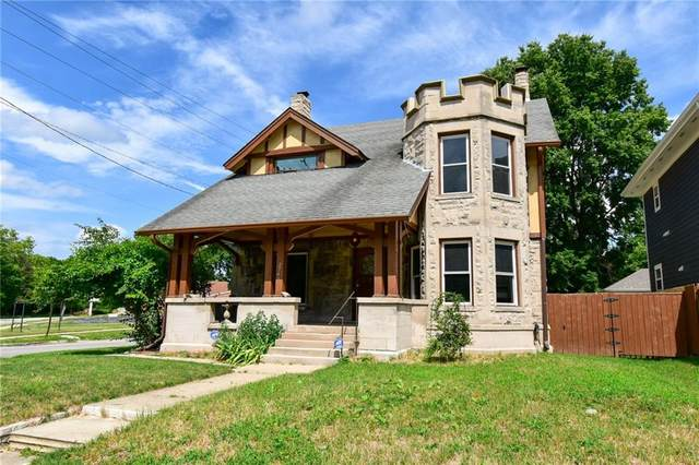 2745 N College Avenue, Indianapolis, IN 46205 (MLS #21793586) :: Mike Price Realty Team - RE/MAX Centerstone