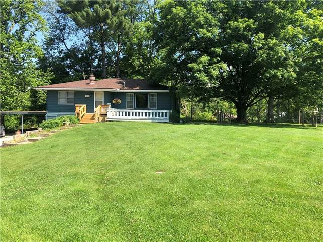 625 Woodland Drive, Rockville, IN 47872 (MLS #21793587) :: Mike Price Realty Team - RE/MAX Centerstone