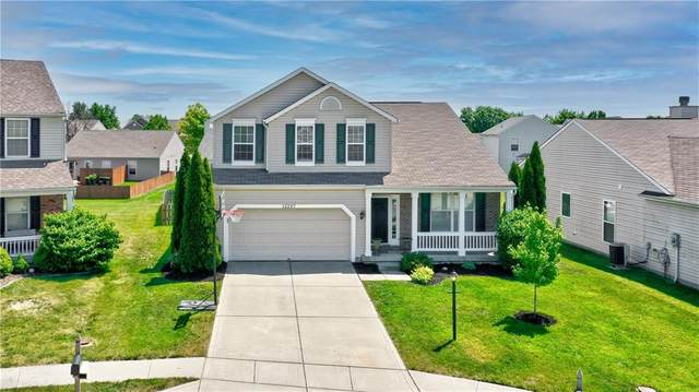 12297 Carriage Stone Dr, Fishers, IN 46037 (MLS #21793588) :: The Indy Property Source