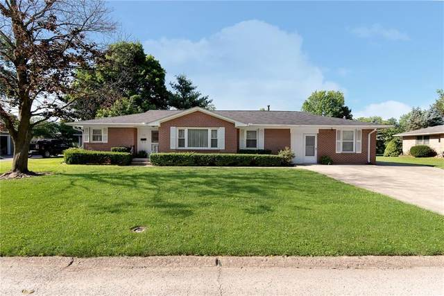 113 Grandison Road, Greenfield, IN 46140 (MLS #21793595) :: AR/haus Group Realty