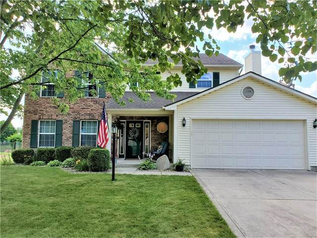 6022 Doverton Drive, Noblesville, IN 46062 (MLS #21793602) :: Mike Price Realty Team - RE/MAX Centerstone