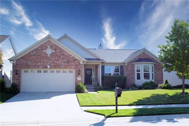 834 Hadleigh Pass, Westfield, IN 46074 (MLS #21793604) :: Ferris Property Group