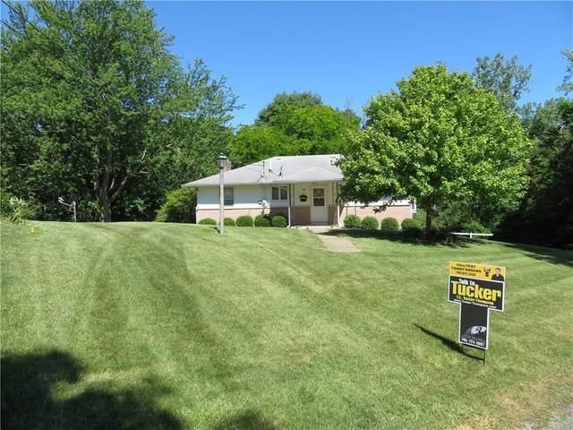 403 S 8th Street, Frankton, IN 46044 (MLS #21793608) :: Heard Real Estate Team   eXp Realty, LLC