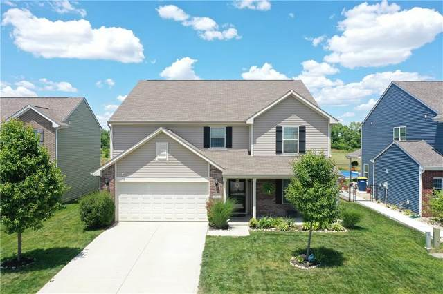 3432 Stoddard Place, Indianapolis, IN 46217 (MLS #21793613) :: Dean Wagner Realtors