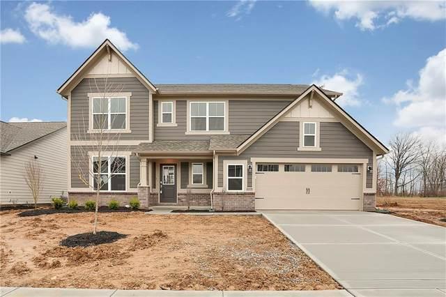 17420 Cavalcade Circle, Noblesville, IN 46060 (MLS #21793623) :: Richwine Elite Group