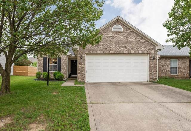 5233 Rocky Mountain Drive, Indianapolis, IN 46237 (MLS #21793633) :: Mike Price Realty Team - RE/MAX Centerstone