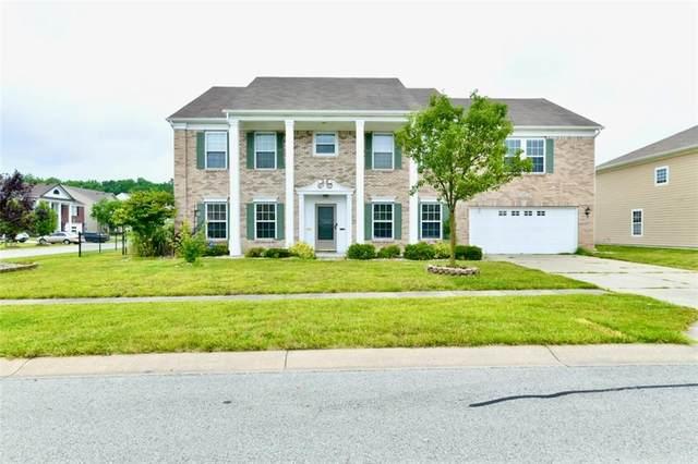 420 Heritage Drive, Greenwood, IN 46143 (MLS #21793644) :: Heard Real Estate Team | eXp Realty, LLC