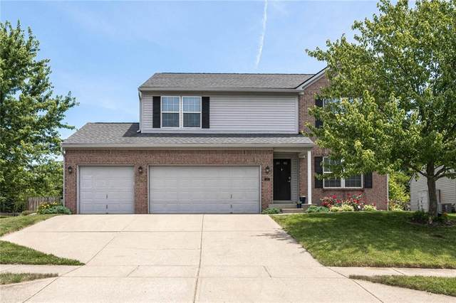 2393 Black Gold Drive, Indianapolis, IN 46234 (MLS #21793658) :: Anthony Robinson & AMR Real Estate Group LLC