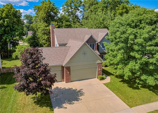 8642 Black Stone Crossing, Avon, IN 46123 (MLS #21793671) :: Mike Price Realty Team - RE/MAX Centerstone