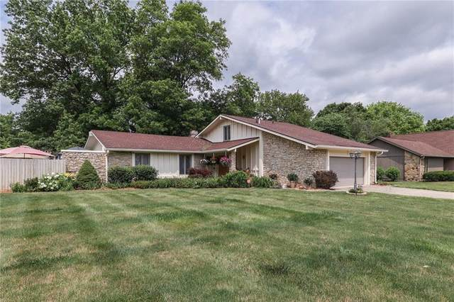 8930 Rocky Ridge Road, Indianapolis, IN 46217 (MLS #21793676) :: AR/haus Group Realty