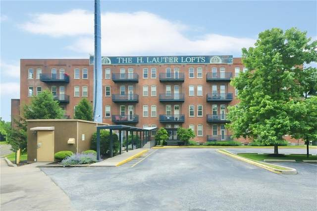 55 S Harding Street #208, Indianapolis, IN 46222 (MLS #21793686) :: Pennington Realty Team