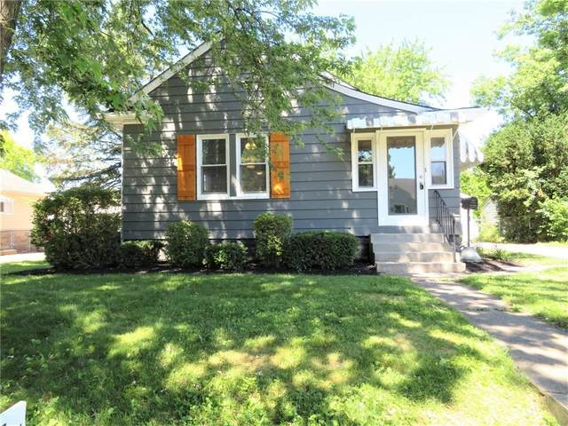 958 N Hawthorne Lane, Indianapolis, IN 46219 (MLS #21793687) :: Mike Price Realty Team - RE/MAX Centerstone