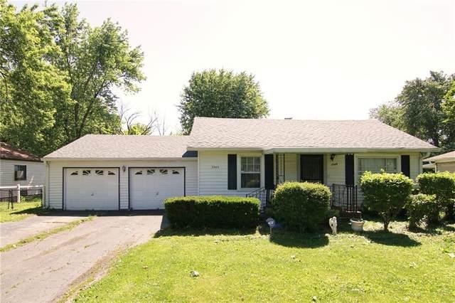 3949 S Rural Street, Indianapolis, IN 46227 (MLS #21793693) :: Ferris Property Group