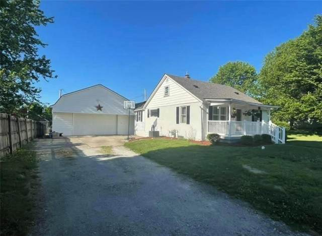 226 E Michigan Street, Fortville, IN 46040 (MLS #21793695) :: Mike Price Realty Team - RE/MAX Centerstone