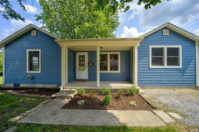 312 E Park Street, Fortville, IN 46040 (MLS #21793709) :: AR/haus Group Realty