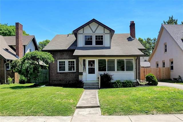 5307 Broadway Street, Indianapolis, IN 46220 (MLS #21793711) :: Mike Price Realty Team - RE/MAX Centerstone