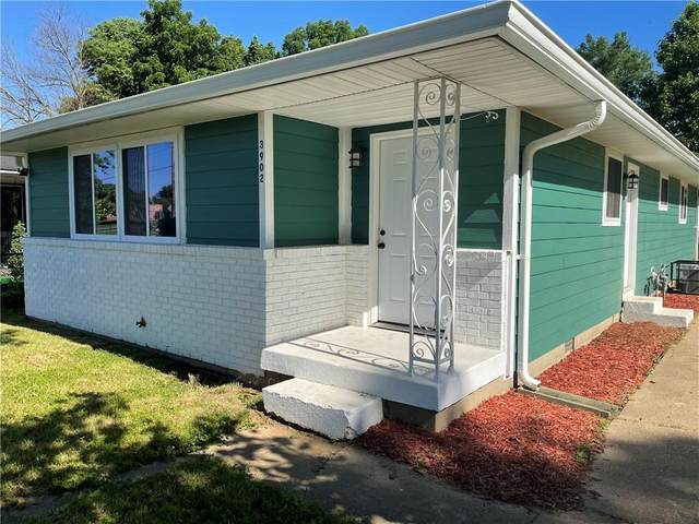 3902 W Mooresville Road, Indianapolis, IN 46221 (MLS #21793714) :: Pennington Realty Team