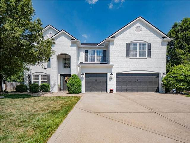 11093 Ragsdale Place, Fishers, IN 46037 (MLS #21793719) :: Ferris Property Group
