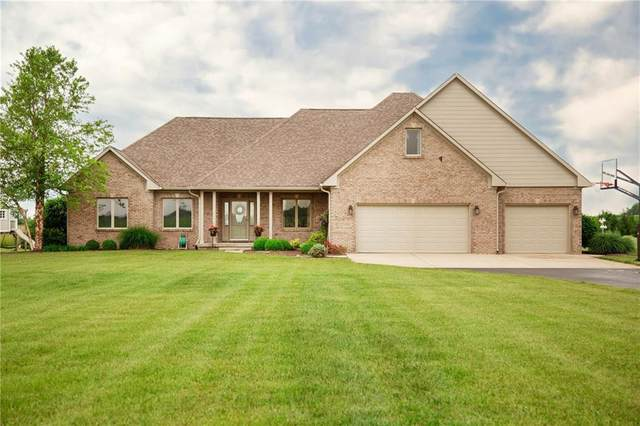 4634 E County Road 1000 N, Pittsboro, IN 46167 (MLS #21793720) :: Mike Price Realty Team - RE/MAX Centerstone