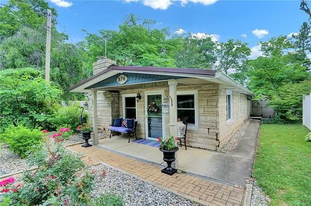 874 W Bauer Drive, Nineveh, IN 46164 (MLS #21793729) :: Heard Real Estate Team | eXp Realty, LLC